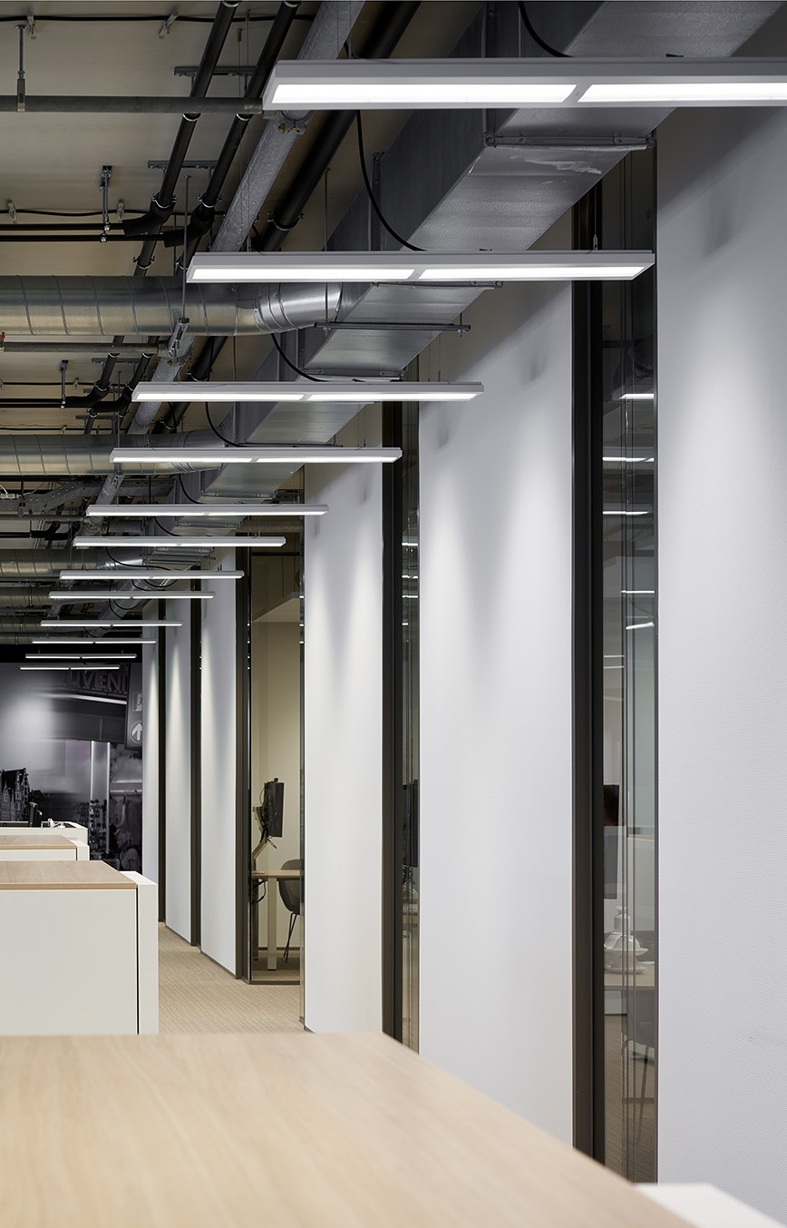 IQ-Pro office wall systems
