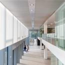 Corridor at town hall Woerden