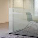 Triple glas steemwand met extreem hoge geluidreductie