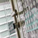 Salto GXE electronic Lock in a QbiQ KDD door