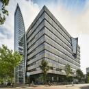 Dela building in Eindhoven, The Netherlands