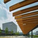 Vanderlande building in Veghel (The Netherlands)