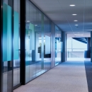Glass partition at BDO Amstelveen