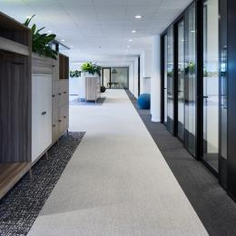 Dubbelglas systeemwand iQ Structural