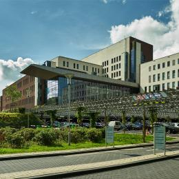 The Meander Medical Center building in Amersfoort, The Netherlands