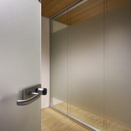 Minnaert Utrecht - iQ-Structural double glass wall