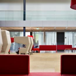 Offices / meeting rooms on the ground floor Atlas TU/e in Eindhoven
