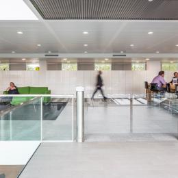 Corridor at first floor