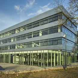 Spaendonckhuis building in Tilburg, The Netherlands