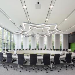 Board room at Town Hall Woerden