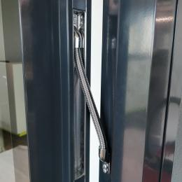 KDG-100 framed door with cable entry