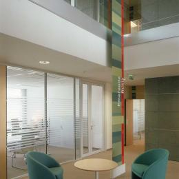 IQ Cristal Glass Wall System