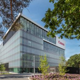 Canon Production Printing Venlo Building