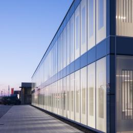 The Verkade klimaat building in Wateringen