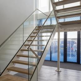 Stairway at verkade klimaat