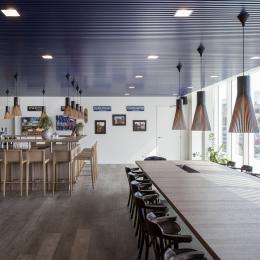 Company restaurant at Verkade klimaat in Wateringen