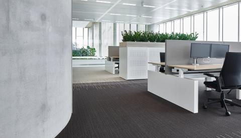 Office space at Canon Production Printing Venlo