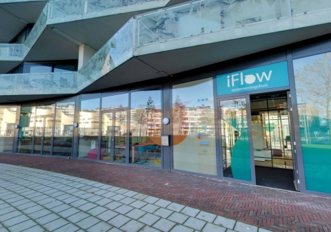 iFlow building in Alphen aan den Rijn