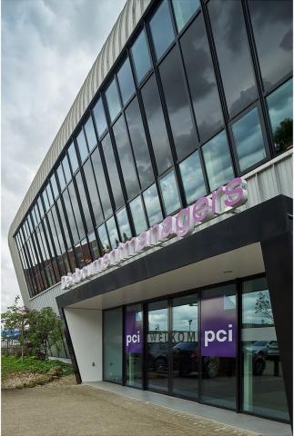 Entrance PCI in Lijnden