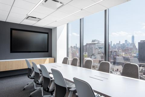 Boardroom at Wordwide New York