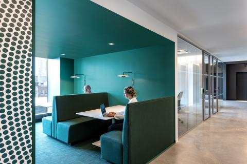all conversation rooms at Worldwide in New York